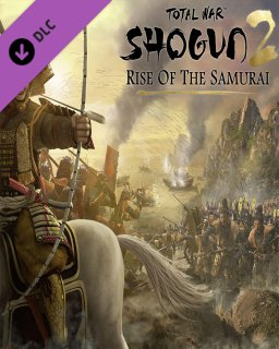 Total War SHOGUN 2 Rise of the Samurai krabice