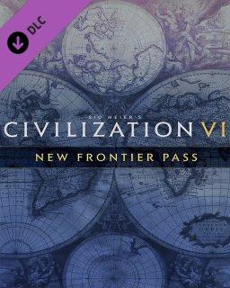 Civilization VI New Frontier Pass krabice