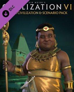 Civilization VI Nubia Civilization & Scenario Pack