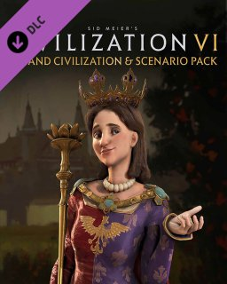 Civilization VI Poland Civilization & Scenario Pack krabice