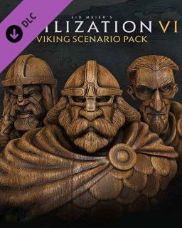 Civilization VI Vikings Scenario Pack krabice