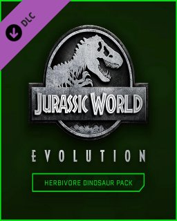 Jurassic World Evolution Herbivore Dinosaur Pack