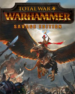 Total War Warhammer Savage Edition krabice