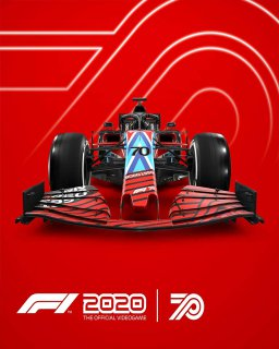 F1 2020 Seventy Edition krabice