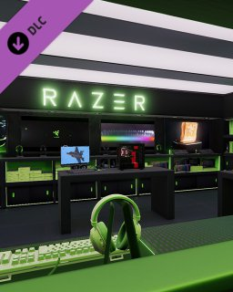PC Building Simulator Razer Workshop krabice