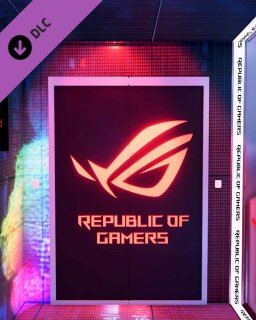 PC Building Simulator Republic of Gamers Workshop