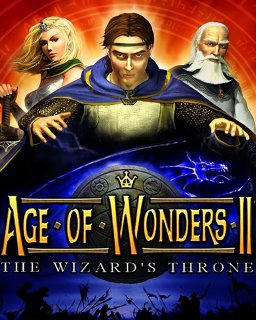 Age of Wonders II The Wizards Throne krabice