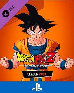 DRAGON BALL Z KAKAROT Season Pass krabice