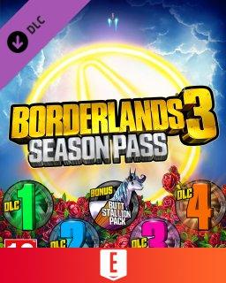 Borderlands 3 Season Pass krabice