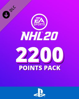 NHL 20 2200 Points Pack