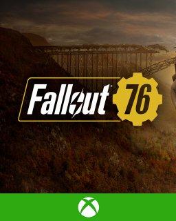 Fallout 76 Xbox One krabice