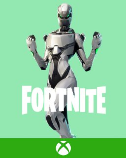 Fortnite Rogue Spider Knight Bundle Xbox One krabice