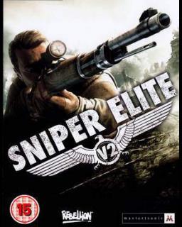 Sniper Elite V2 krabice