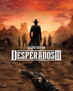 Desperados III Deluxe Edition krabice