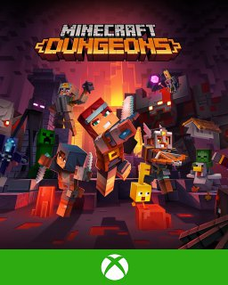 Minecraft Dungeons Xbox One