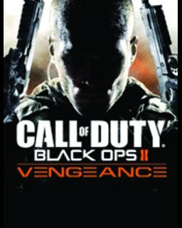Call Of Duty Black Ops 2 Vengeance krabice