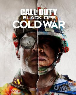 Call of Duty Black Ops Cold War krabice