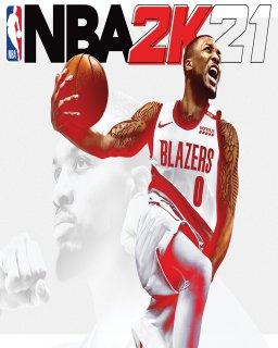 NBA 2K21 krabice