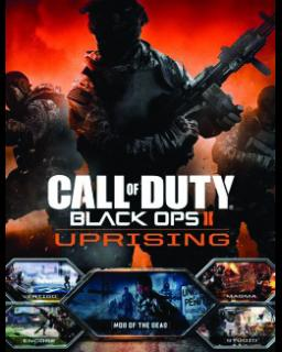 Call Of Duty Black Ops 2 Uprising krabice