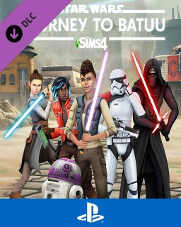 The Sims 4 Star Wars Výprava na Batuu