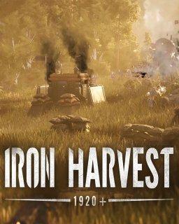 Iron Harvest krabice