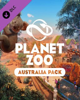 Planet Zoo Australia Pack