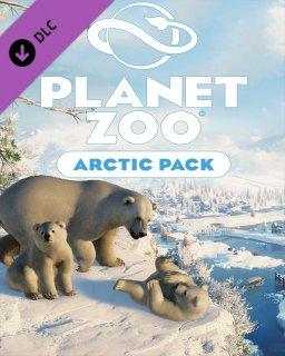 Planet Zoo Arctic Pack krabice