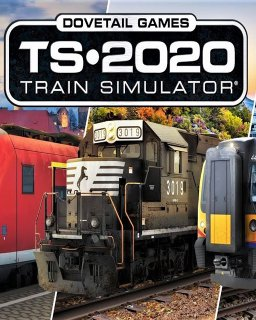 Train Simulator 2020 krabice