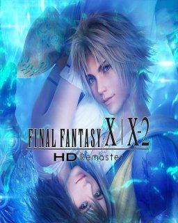 FINAL FANTASY X/X-2 HD Remaster krabice