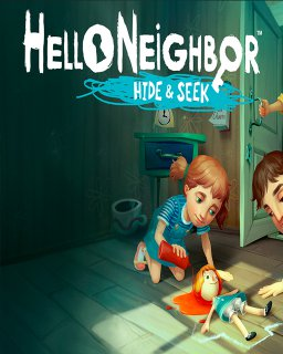 Hello Neighbor Hide and Seek krabice