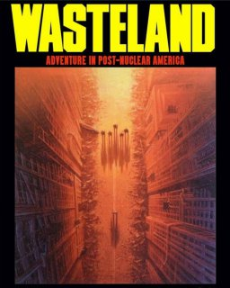 Wasteland 1 The Original Classic krabice