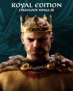 Crusader Kings III Royal Edition