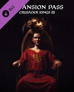 Crusader Kings III Expansion Pass krabice