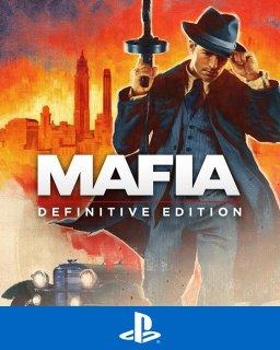 Mafia Definitive Edition krabice