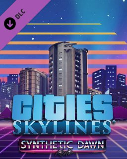 Cities Skylines Synthetic Dawn Radio