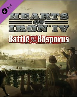 Hearts of Iron IV Battle for the Bosporus krabice
