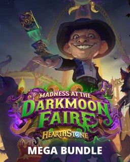 Hearthstone Madness at the Darkmoon Faire krabice