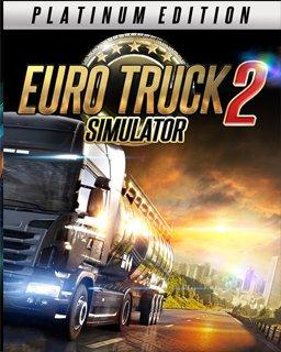 Euro Truck Simulátor 2 Platinum Edition