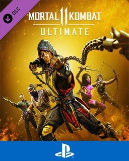 Mortal Kombat 11 Ultimate Add-On Bundle krabice