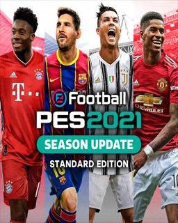 eFootball PES 2021 krabice