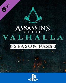 Assassins Creed Valhalla Season Pass krabice