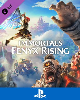 IMMORTALS FENYX RISING Limited Edition Pack