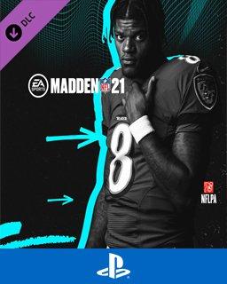 Madden NFL 21 NXT LVL Content krabice