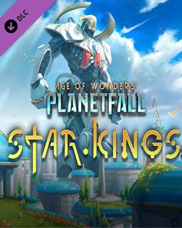 Age of Wonders Planetfall Star Kings krabice