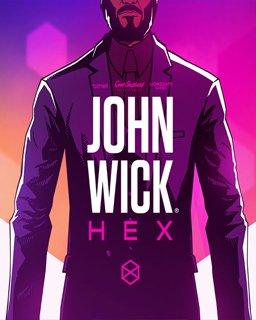 John Wick Hex krabice