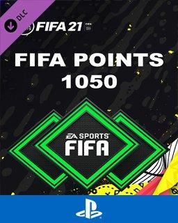 FIFA 21 1050 FUT Points