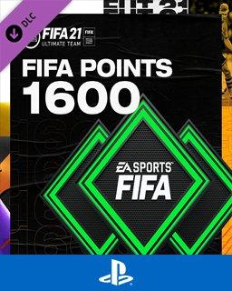 FIFA 21 1600 FUT Points