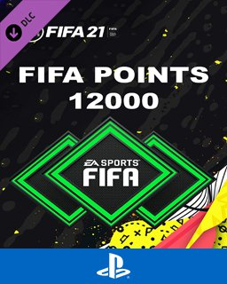 FIFA 21 12000 FUT Points