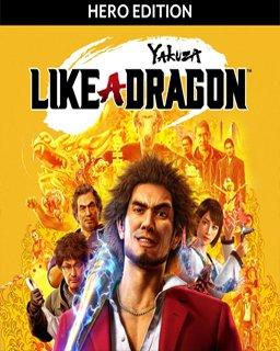Yakuza Like a Dragon Hero Edition