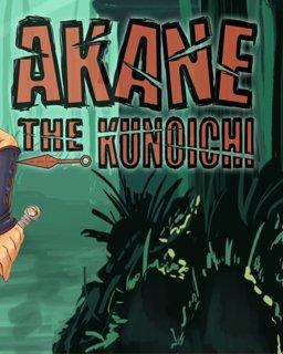 Akane the Kunoichi krabice